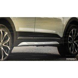 Hyundai Creta Накладки на пороги ZEUS
