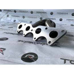 Вставка для замены штатного катализатора Hyundai Solaris (2010-2017г.) / Kia Rio 3 (2011-2017г.)