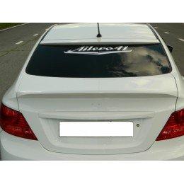 Hyundai Solaris накладка на стекло HS3 (козырек)