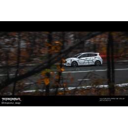 Hyundai Solaris Hatchback styling kit Topkontur vol.2