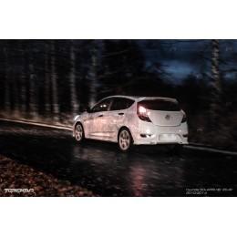 Спойлер Hyundai Solaris Hatchback Zeus