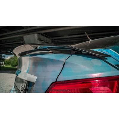 Отзывы Высокий Спойлер Zeus AER Hyundai Solaris можно купить в цвет автомобиля