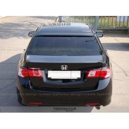 Honda Accord 8 Козырек широкий