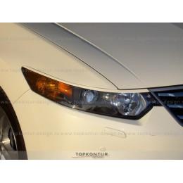 Honda Accord 8 реснички длинные