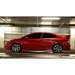 Honda Civic 4D Комплект порогов Mugen RR