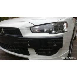 Mitsubishi Lanсer Х подиум номера EVO №2