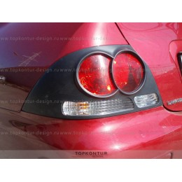 Mitsubishi Lanсer 9 Накладки на фонари