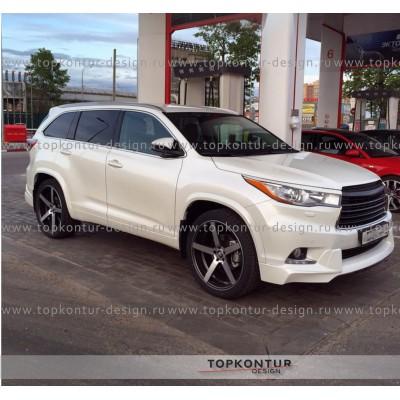 Отзывы Комплект для Toyota Highlander