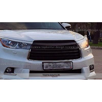 Toyota Highlander Ресницы