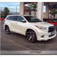 Комплект для Toyota Highlander