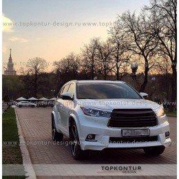 Toyota Highlander Решетка радиатора