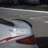 Hyundai Solaris спойлер (липспойлер) седан HS1